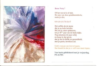 van harte gefeliciteerd gedicht i CREA.nl   Gedichten van harte gefeliciteerd gedicht